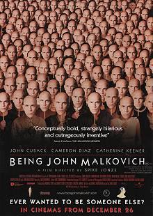 Being John Malkovich Movie Review 1999  Roger Ebert